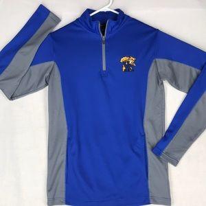 Kentucky Champion elite 1/4 zip pullover EUC